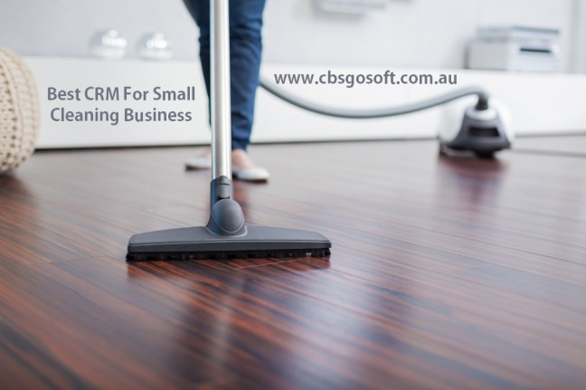 Best CRM cleaning Business