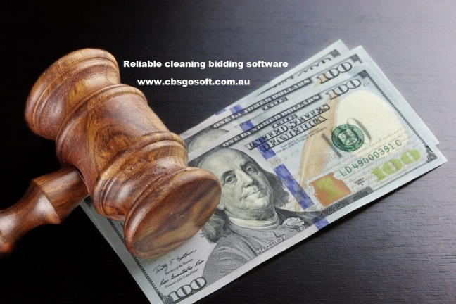 Reliable Cleaning Bidding Software